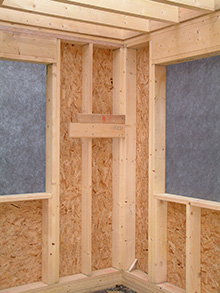 Self Build Timber Frame