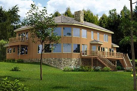 Self Build Houses Kits Pennine Timber Frame